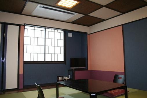『和室』3〜5名様【トイレ付き/禁煙】