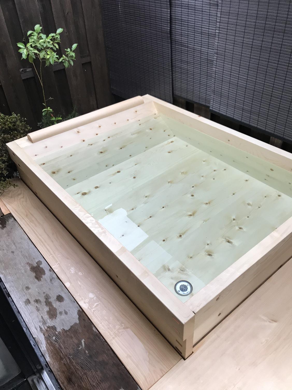 水芭蕉【露天寝風呂】