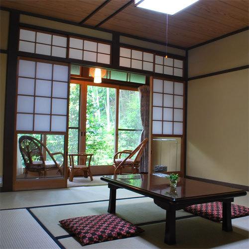 素朴な畳のお部屋(一例)