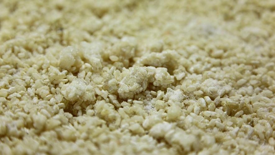 *【米麹】京都で300年以上続く種麹屋の種麹を使用。今では希少となった製法を守り、手間暇を惜しまず熟