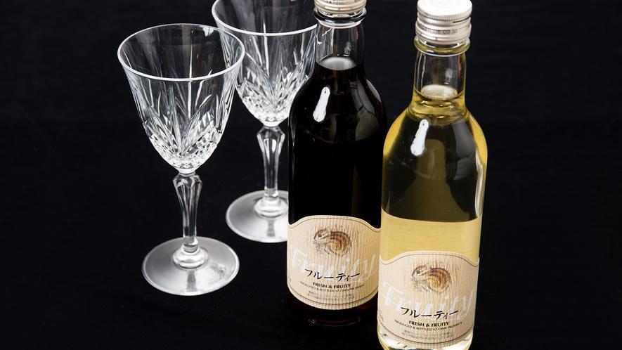 *【ドリンクメニュー】味噌はワインに合う!と外国人の方にも人気
