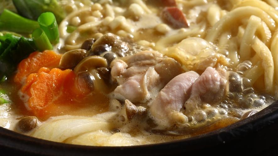 *【味噌鍋】当館が発祥!美味しい!がいっぱい詰まった大原名物「味噌鍋」!