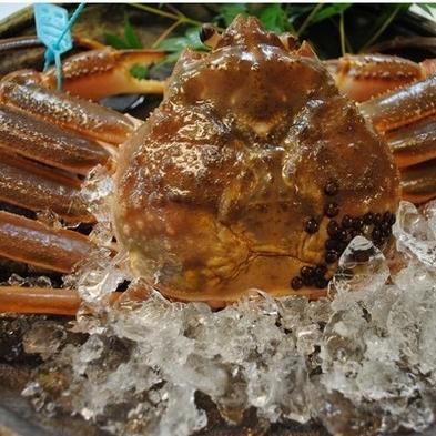カニ♪蟹♪かに♪ お腹いっぱい!たらふく食べたいズワイガニがたっぷり蟹づくしプラン