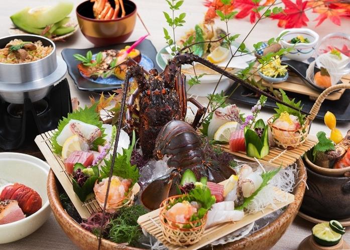 日本料理 鉄板焼き みなと お料理イメージ