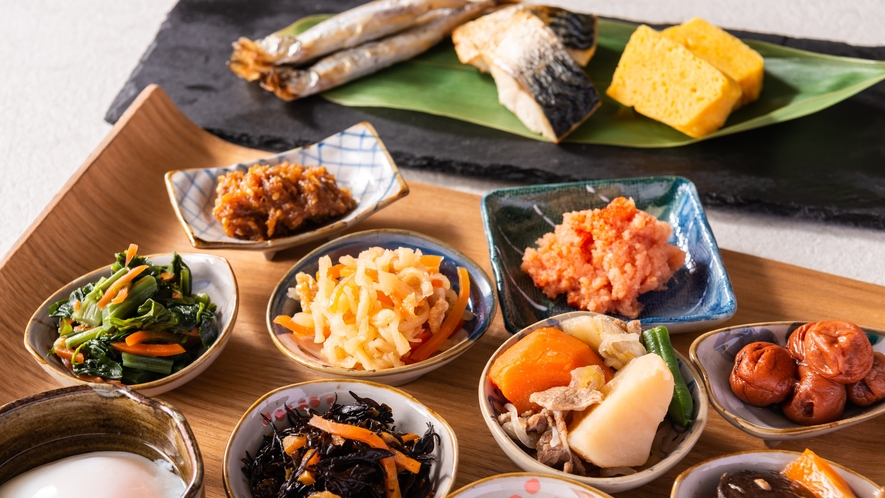 KAGOSHIMA BOLD KITCHEN (鹿児島ボールドキッチン)朝食一例