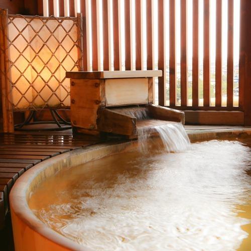 貸切露天風呂【檜】ひのき