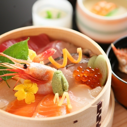 【特選】海鮮わっぱ