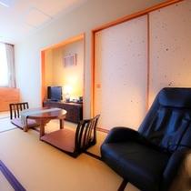 【エコノミー】7.5畳和室