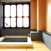 半露天風呂付客室レトロ一例