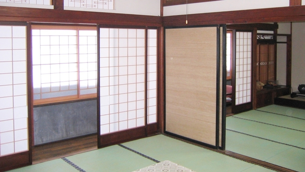 和室8畳/東館(バス・トイレなし)