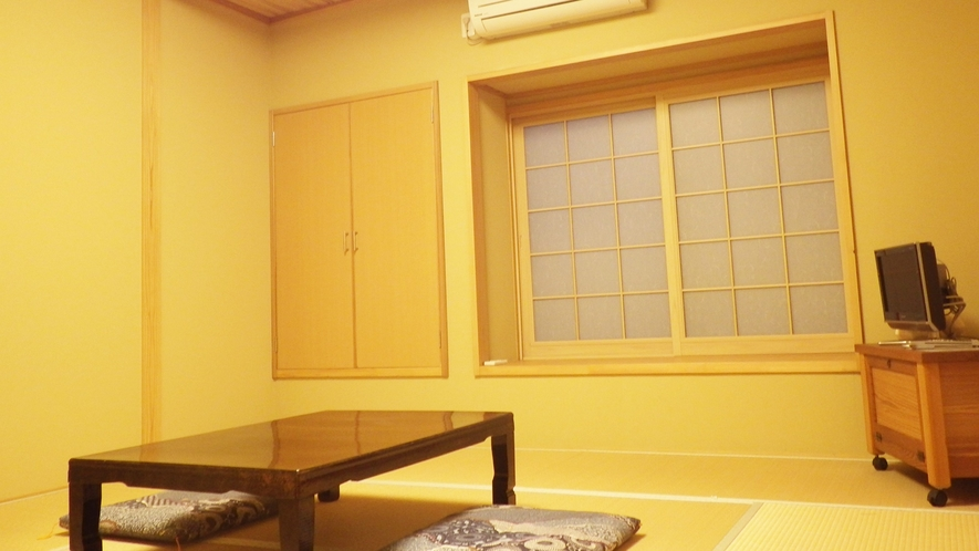 *【客室例】和室8畳/本館