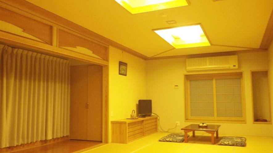 *【客室例】和室16畳/出羽の庄