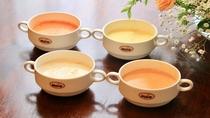 手作りの日替わりスープ