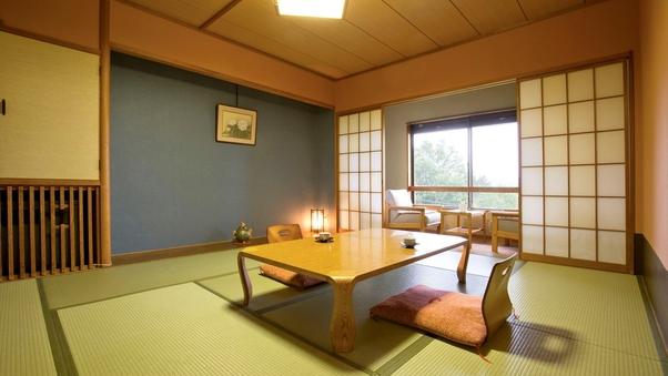 【和室スタンダード】■10畳■一番予約の多いお部屋/禁煙