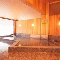 【大浴場あすなろの湯】地下水を汲み上げた肌に優しい弱アルカリ人工温泉