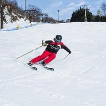 蔵王温泉スキー場は東北最大級のスノーエリア!多彩なコースがお待ちしています♪