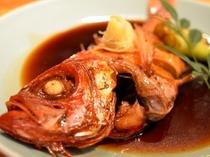 【別注料理】金目鯛の煮付け
