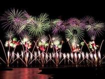 【夏】熱海海上花火大会