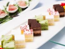 ケーキももちろんお楽しみ頂けます。