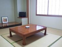 和室6畳(トイレ付)客室一例