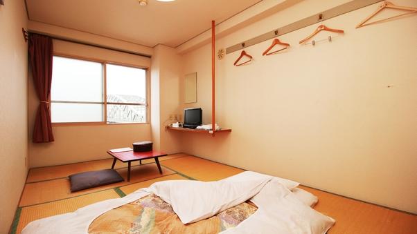 <禁煙>本館和室【バス・トイレなし】旭川駅まで5分の好立地!
