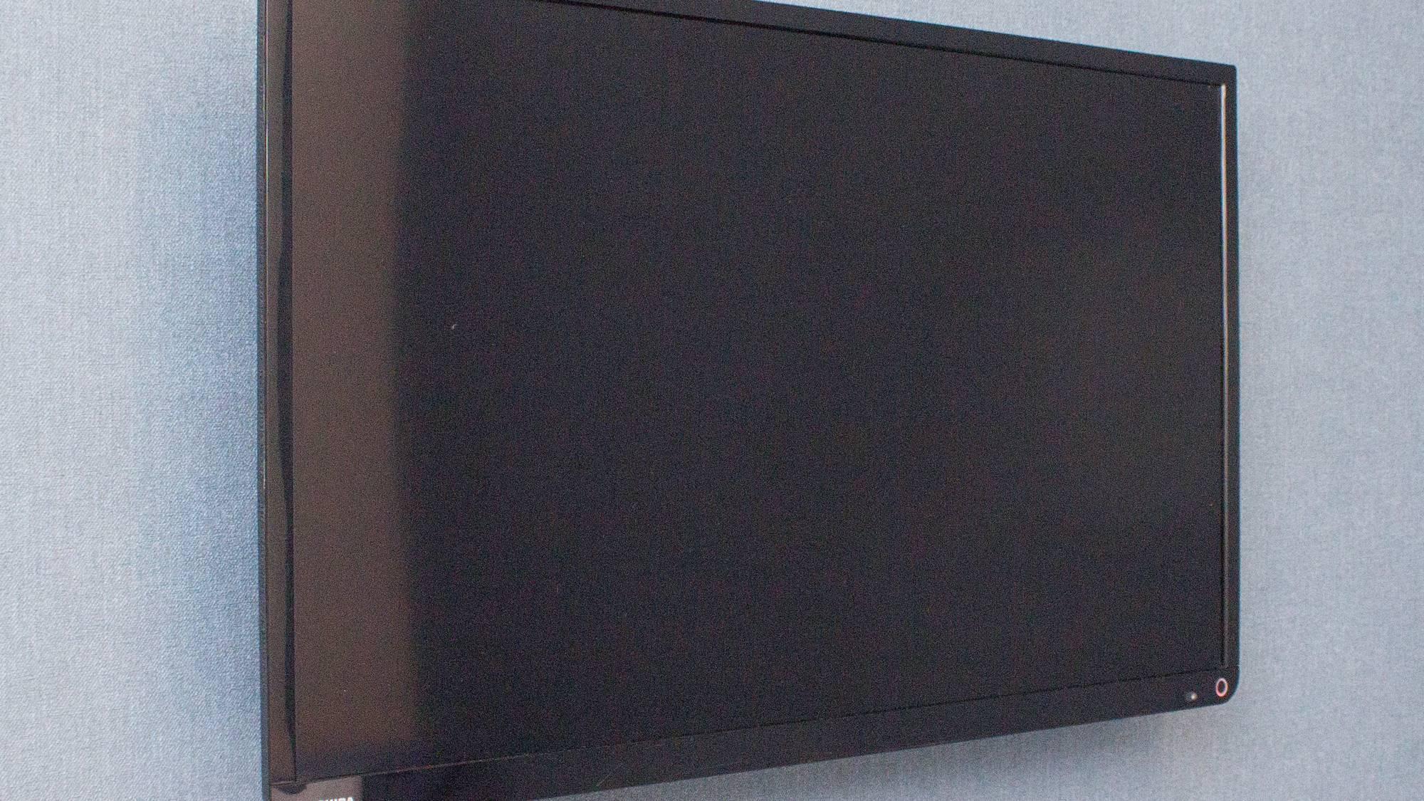 ■客室備品:テレビ