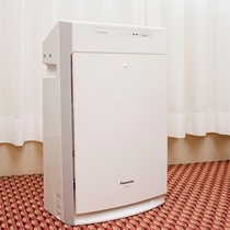 ■空気清浄機(貸出備品)