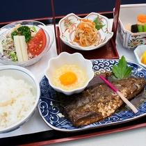 ■2F京料理「濱登久」朝食