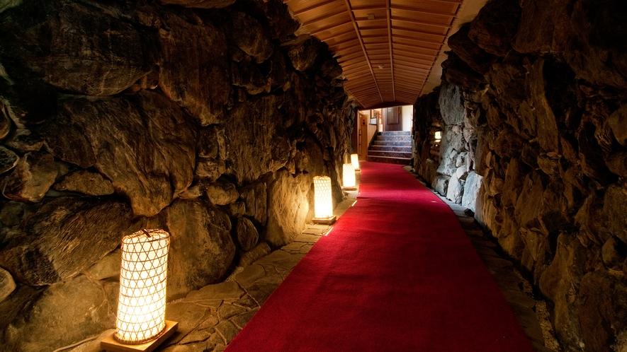 白木館廊下