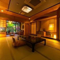 ◆つつじ‐tsutsuji‐~露天風呂つき客室~◆