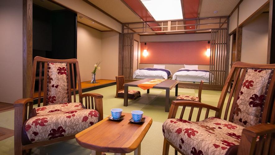 ◆露天風呂付き特別室◆‐つつじ‐
