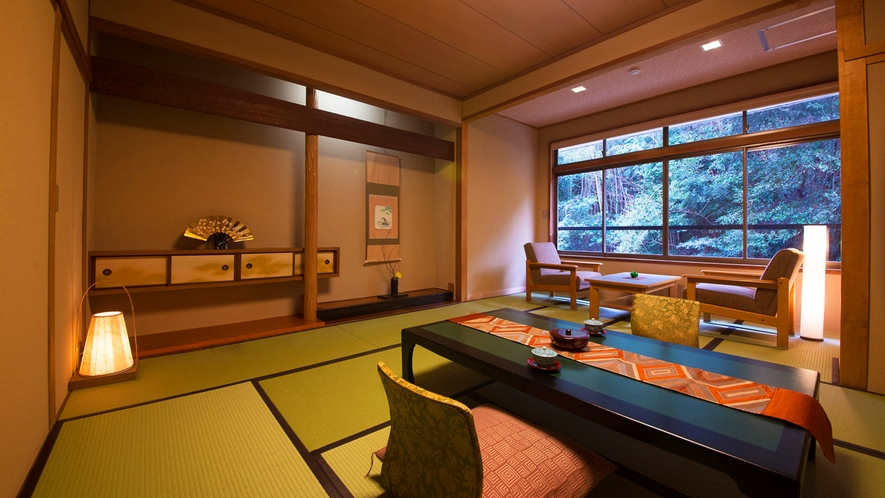 ◆かじか-kajika- ~檜の内風呂つき客室~ ◆