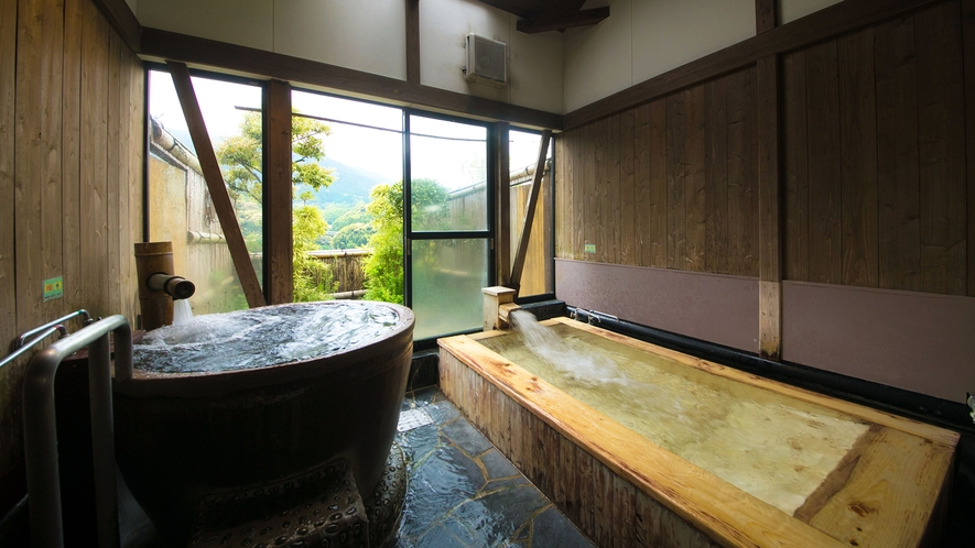 ◆貸切家族風呂・かめと寝風呂「竹ん子」