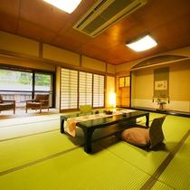 ◆山茶花‐sazanka‐~露天風呂つき客室~◆