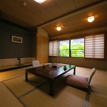 ◆バスなし和室(10~15帖)‐湯原館客室‐◆