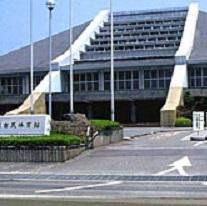 延岡市民体育館(当ホテルより車で14分)