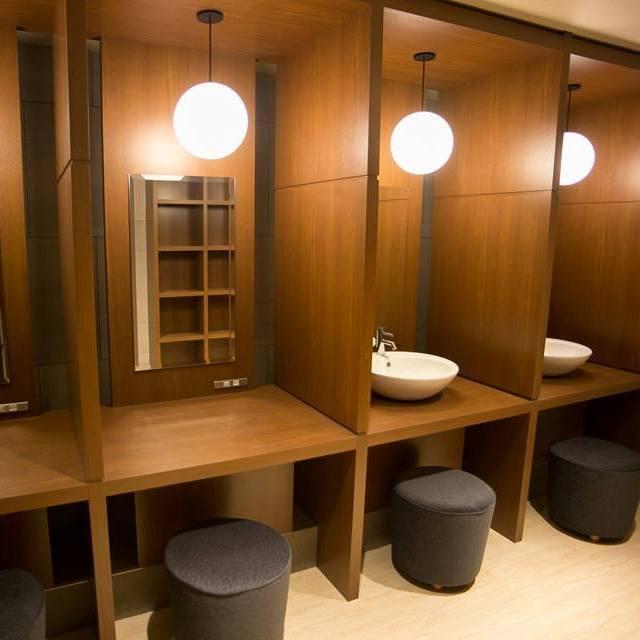 【ホテル内施設】2階女性専用パウダールーム