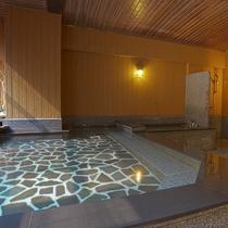 【ホテル内施設】サウナ付き大浴場で疲れた身体をリフレッシュ!