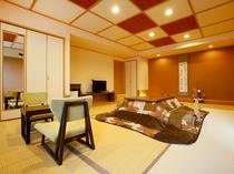 黄金 和室(冬)