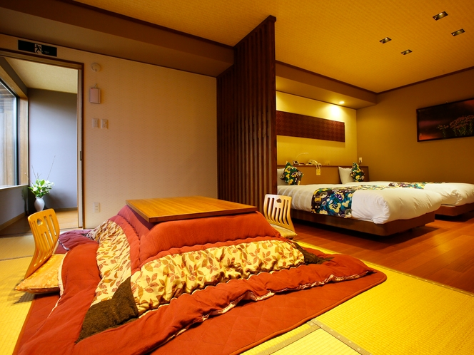 紫苑 和洋室