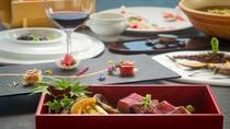 【スタンダードコース】特別な1日に相応しい「記憶に残るコース料理」でゲストの皆さまをおもてなし