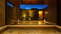 """■貸切風呂■""""山荘の風景""""広大な""""星空""""を眺めながら心休まるひとときをごゆっくりとお過ごし下さいませ"""