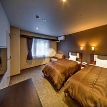 [客室]山側ツインルーム