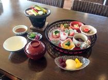 【夏の夕食】(一例)