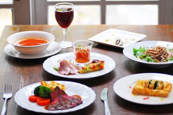 鳥取民限定Welove山陰/大人は和やかな雰囲気の洋食コース。子供はジューシーなハンバーグ♪