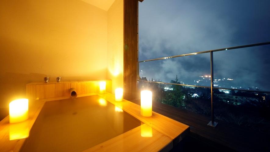 ◆最上階露天風呂付デラックススイート<401>