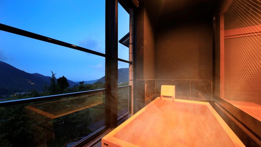 ◆露天風呂付最上階パノラマキング