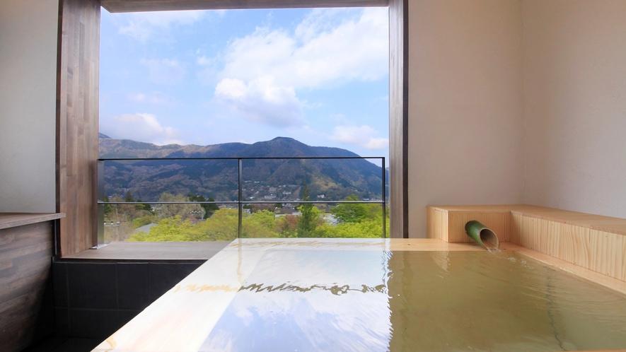 ◆最上階露天風呂付デラックスツイン<402>
