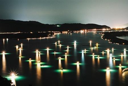 四万十シラス漁