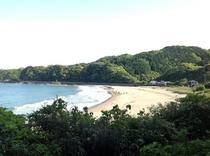 名鹿(ナシシ)ビーチ